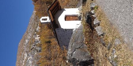 Gite Les Follières Chapelle du Monal village classé