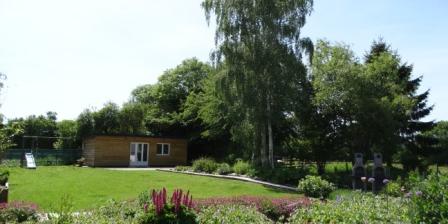 Gite de La Pointe Ridel Gite de La Pointe Ridel Jardin, jeux et salle d'activités