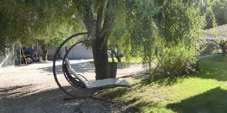 Les Rives de Garonne, gîte Les Saules