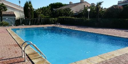 Location de Vacances Hameau du Rivage Christelle  Michel Gozet La Piscine