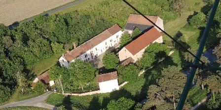 Chambres d'hôtes La Ferme du Buisson à Briare