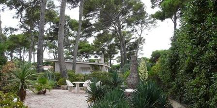Location studio CAPITAINE 4 Personnes à Hyères