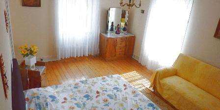 Gite Trendel Nicole > Chambre à coucher