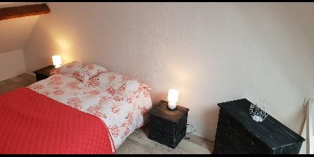 Gites Nieudegat Bedroom Huppe