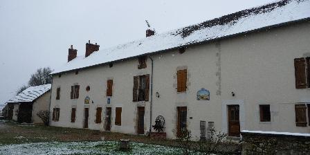 Gîte La Poudre d'Escampette En hiver