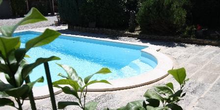 Le Clos de La Font Espace piscine commune