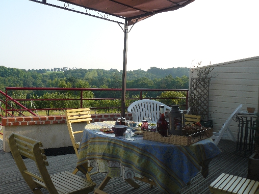 bed & breakfast Loire-Atlantique - view of Guest house