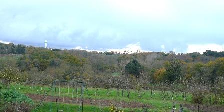Gite Domaine des 3 Versants > le jardin