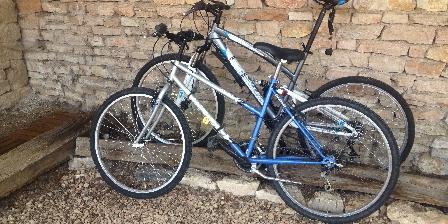L'art d'une Pause Vélos en prêt