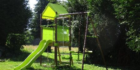 Gîte l'Hermine Jeux pour enfants