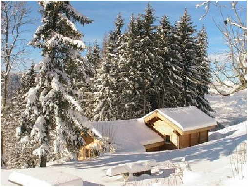 bed & breakfast Isère - The cottages
