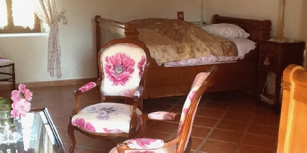 Domaine de La Botterie Chambre rose