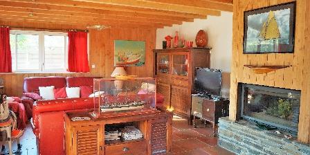 Kornog Coin salon cheminée