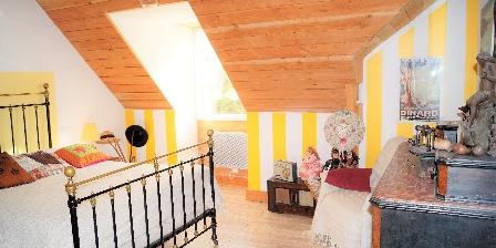 Kornog Chambre jaune