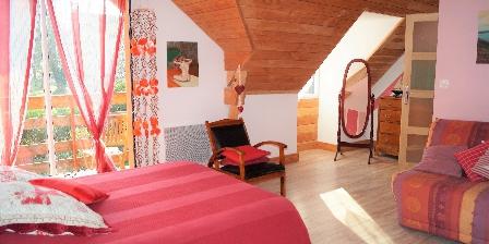 Kornog Chambre rouge