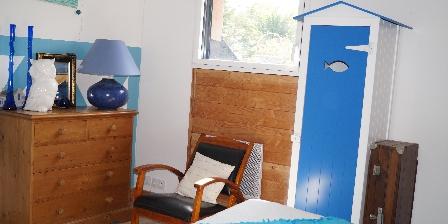 Kornog Chambre bleue