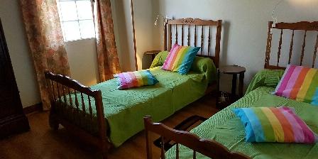 Moulin de Thomas Chambre à 2 lits