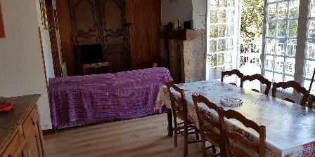 Moulin de Thomas Salon salle à manger