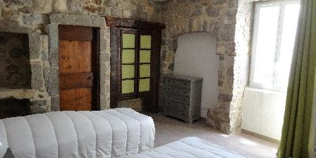 La Bastide des Borels Une chambre