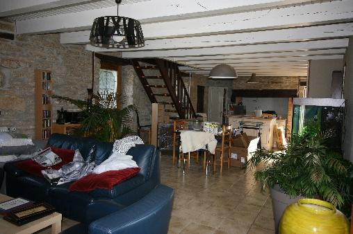Chambre d'hote Finistère - Séjour