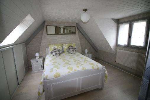 Chambre d'hote Finistère - Chambre GRISE