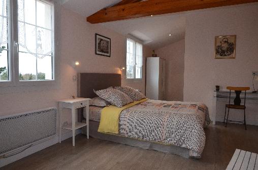 Chambre d'hote Loire-Atlantique - Chambre Upupa