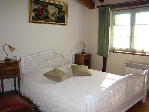 Chambre d'hote Haute-Vienne - Chambre 2