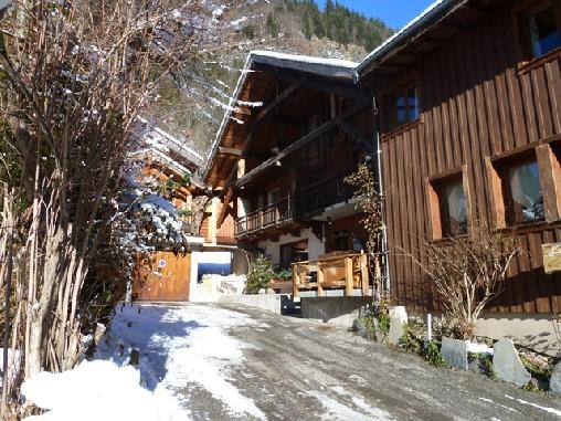 Chambre d'hote Haute-Savoie - chalet