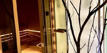 Le Chalet des Ardoisiers Sauna norvegien