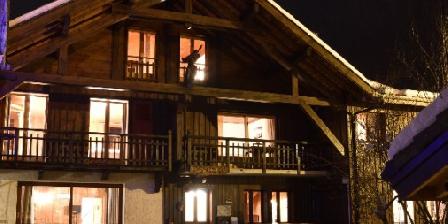 Le Chalet des Ardoisiers Image de nuit