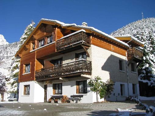 Chambre d'hote Hautes Alpes - Chalet Perce Neige