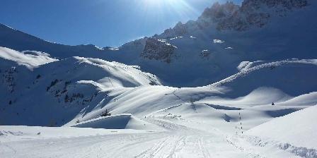 Chalet le Perce Neige Domaine skiable