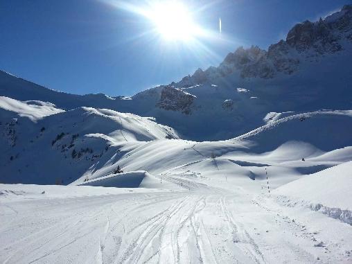 Chambre d'hote Hautes Alpes - Domaine skiable