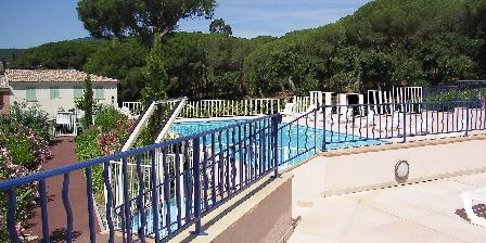 Sainte Maxime T2 Label 3 étoiles Clim Piscine Garage