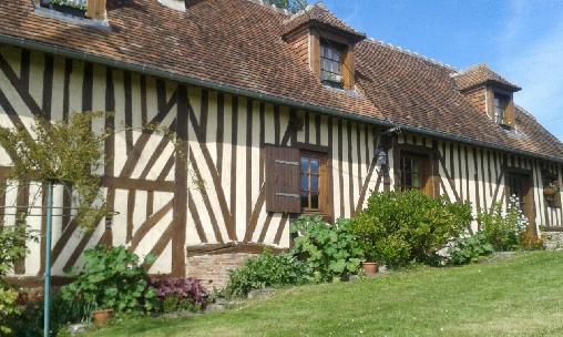 Chambre d'hote Orne - façade maison