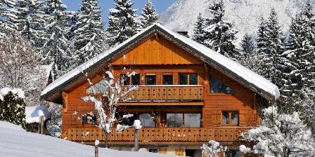 Le Chalet Le Chalet en hiver