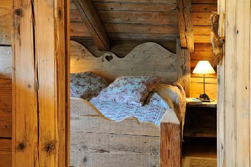 Chambre d'hote Haute-Savoie - La chaleur du vieux bois