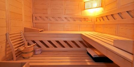 Le Chalet Le sauna 2x2m