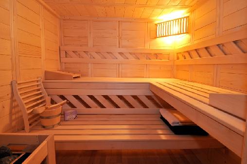 Chambre d'hote Haute-Savoie - Le sauna 2x2m