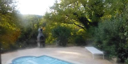 Gites du Clos Joséphine - Drôme Provençale et Gard Avec Piscine Piscine bastide Rivière
