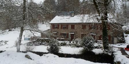Gites Le Moulin de Sansonneche Hiver