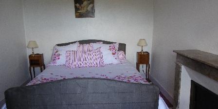 Gîte de Croupière Chambre 1 : lit 160