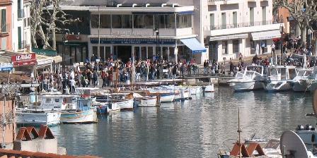 Le Bougainvillier Le port