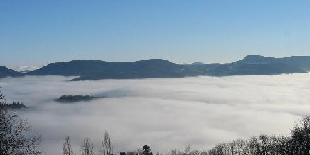GÎte de La Chèvrerie de Bambois Mer de nuages