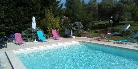 Les Fées du Gard La piscine 12m x 5m