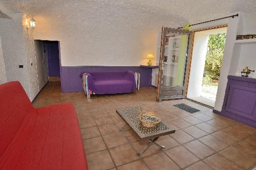 Chambre d'hote Gard - le salon de Korrigan