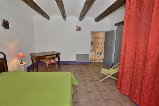 Chambre d'hote Gard - la suite parentale de Korrigan