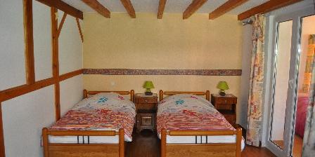 Gite Le Gertal > chambre 2