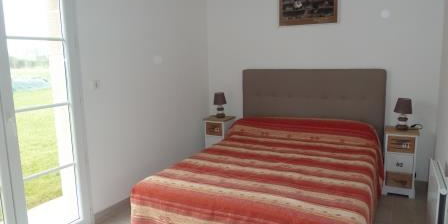 Ferienhauser Le Reun Maryvonne > chambre rdc