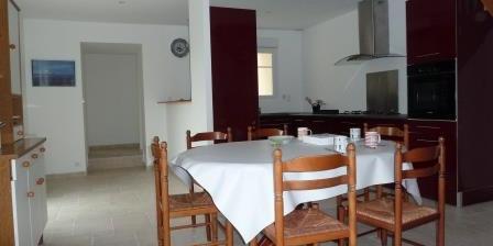 Ferienhauser Le Reun Maryvonne > cuisine SAM